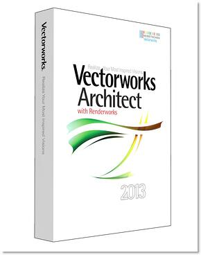Nemetschek Vectorworks Architect 2013 Renderworks