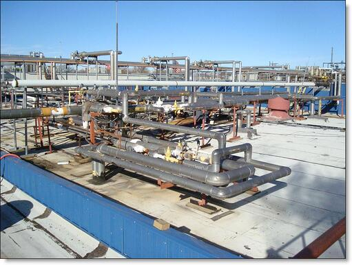 excel_engineers_rooftop_process_pipe_manufacturing_facility_roof
