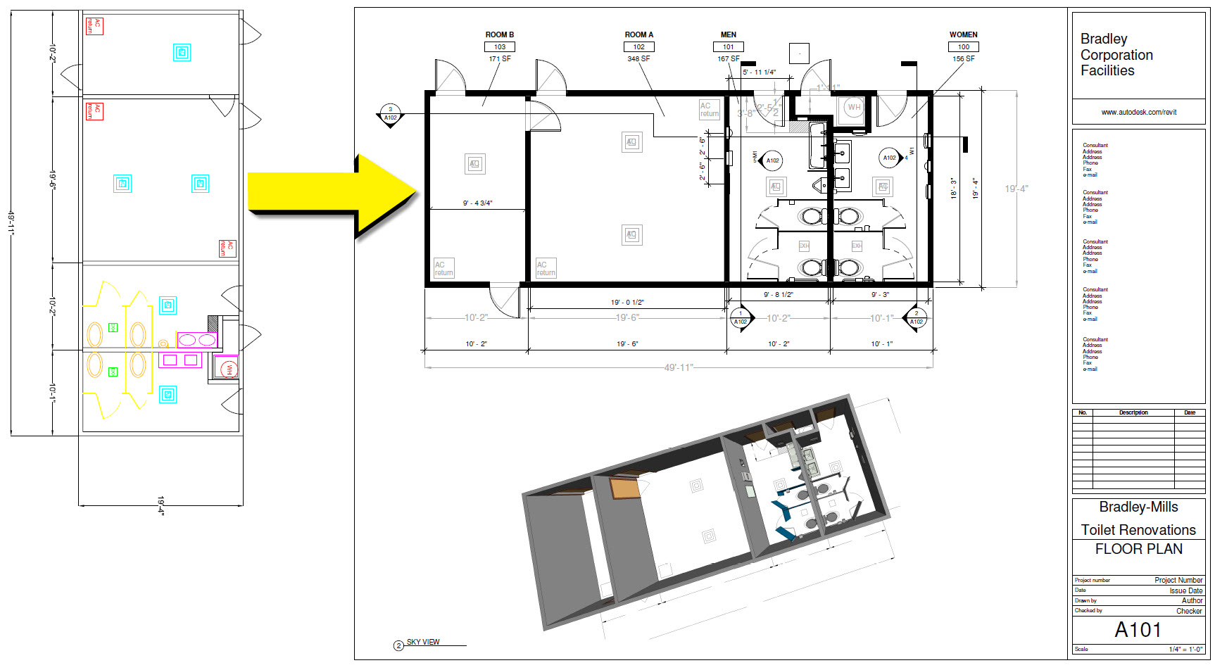 Bradley Bim Revit Resource Portal Bradley Revit Library