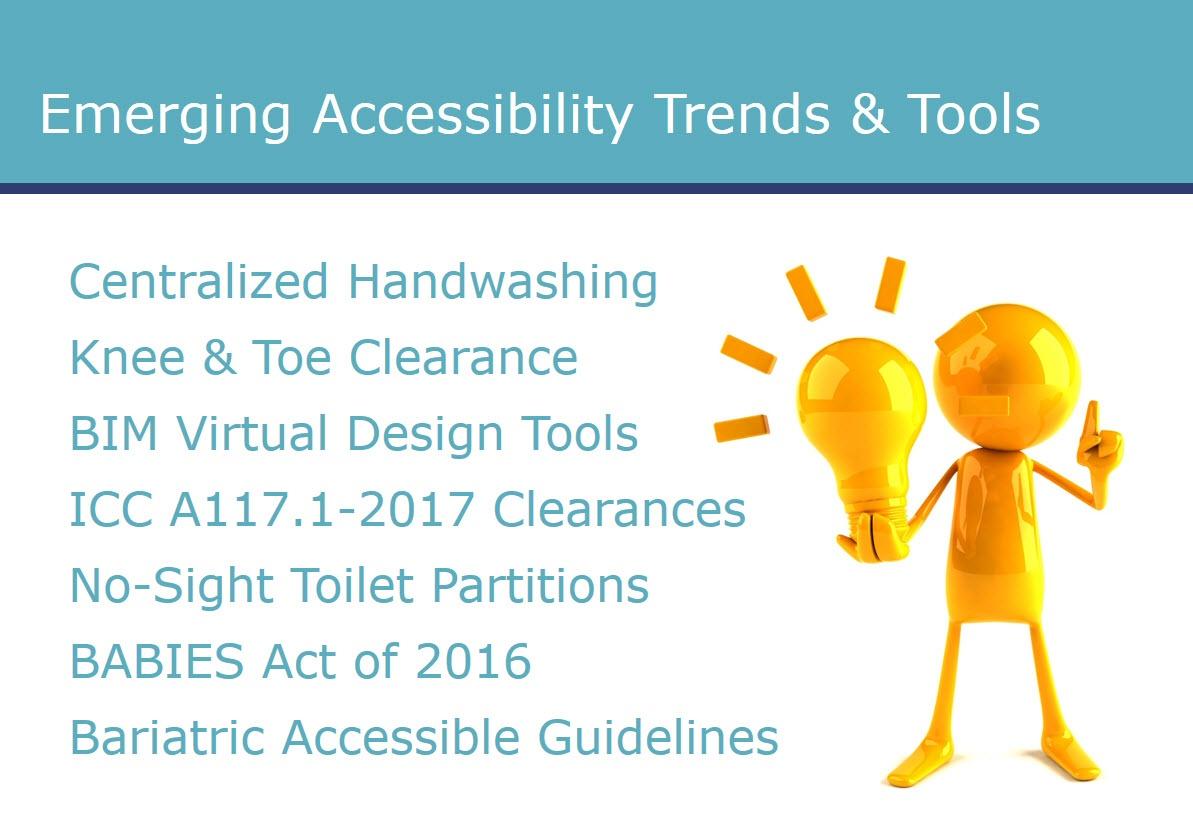 Emerging Accessibility Design Trends Tools Restroom-Locker Room Plan