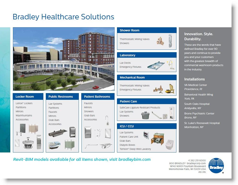 Bradley BIM-Revit Resource Portal | Bradley Revit Library